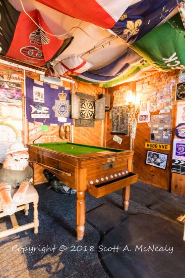 The Bounty Pub-inside-Billards Table-8158