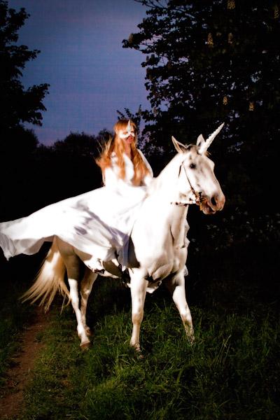 Warhorse presents rare encounter with a Unicorn