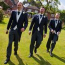 Approaching Groom