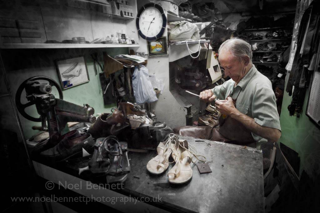 The Cobblers Retirement