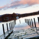 New Light Over Derwent Water