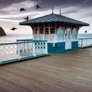 Stroll Along The Pier