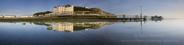 Llandudno, A Panorama of Calm