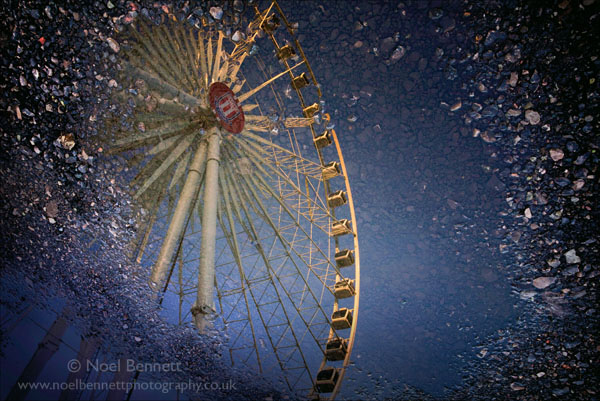 Fairground Reflections