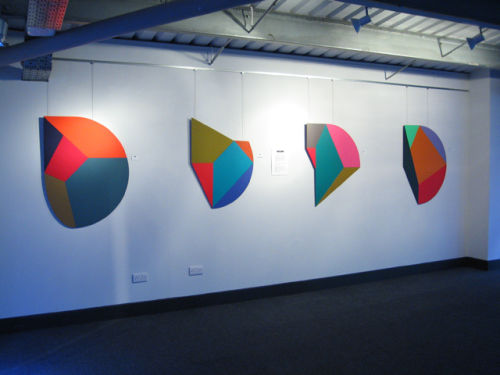 Vivid Group Exhibition ,The Smoke House Gallery, London