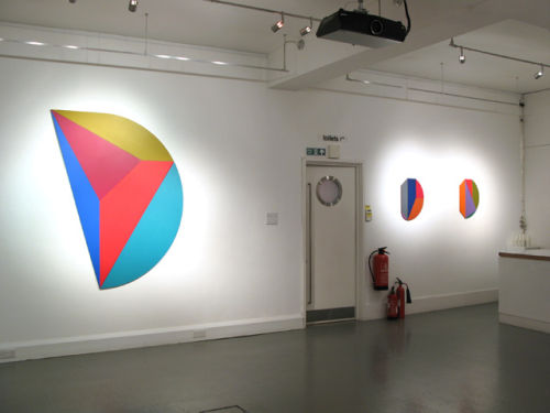 Solo show at The Dreamspace Gallery London 2011