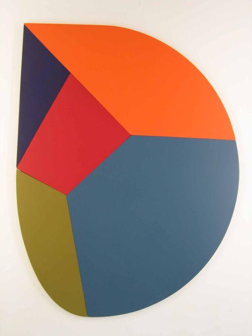 5 Colour Painting 1 2010