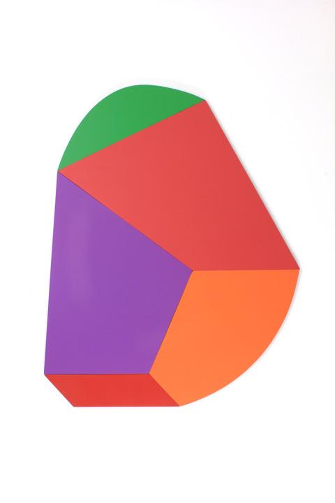 5 Colour Painting 3  2012