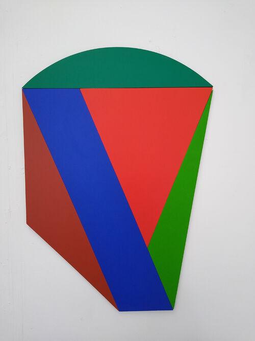 5 Colour Painting 1 2021