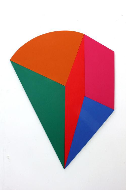 5 Colour Painting 3 2019