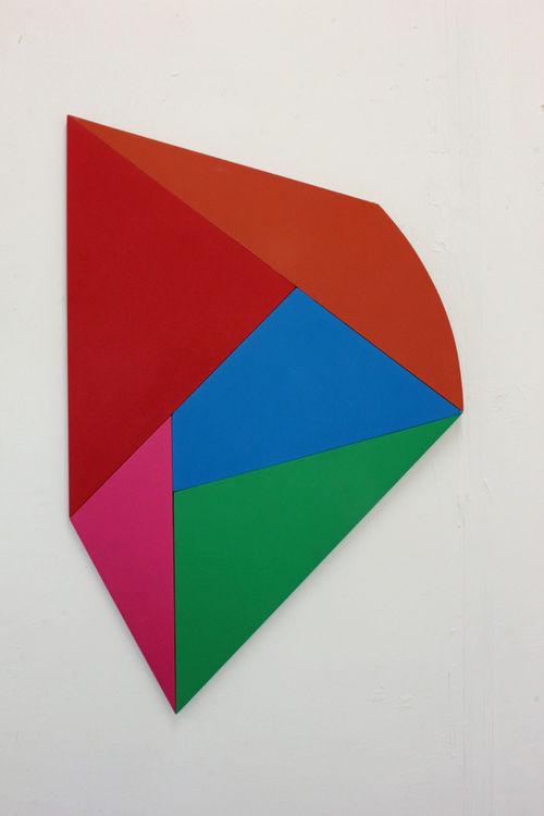 5 Colour Painting 1 2020
