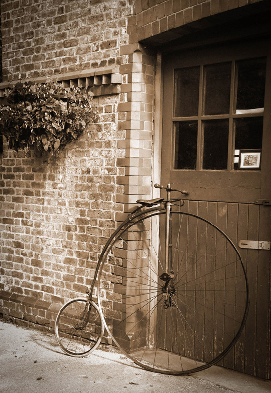 Penny Farthing 2