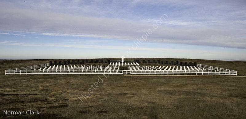 Argentine Cemetery & Next of Kin Visit-2886