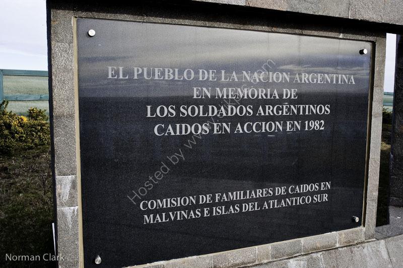 Argentine Cemetery & Next of Kin Visit-2902