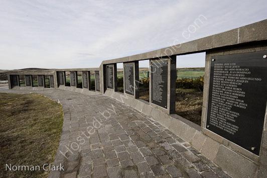Argentine Cemetery & Next of Kin Visit-2905