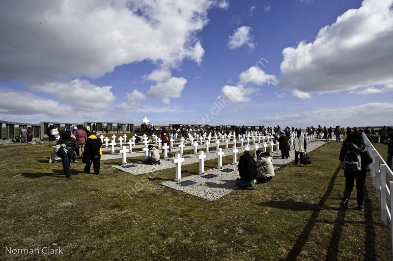 Argentine Cemetery & Next of Kin Visit-2981