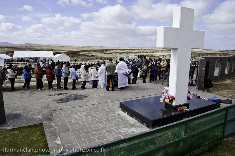 Argentine Cemetery & Next of Kin Visit-3021
