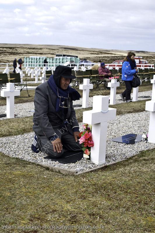 Argentine Cemetery & Next of Kin Visit-3027