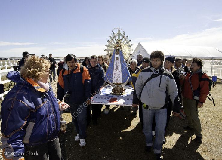 Argentine Cemetery & Second Next of Kin Visit-3063