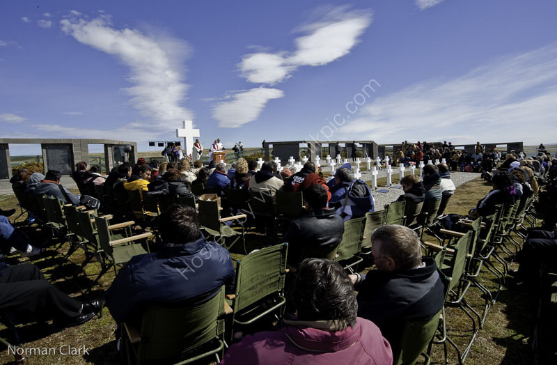 Argentine Cemetery & Second Next of Kin Visit-3080