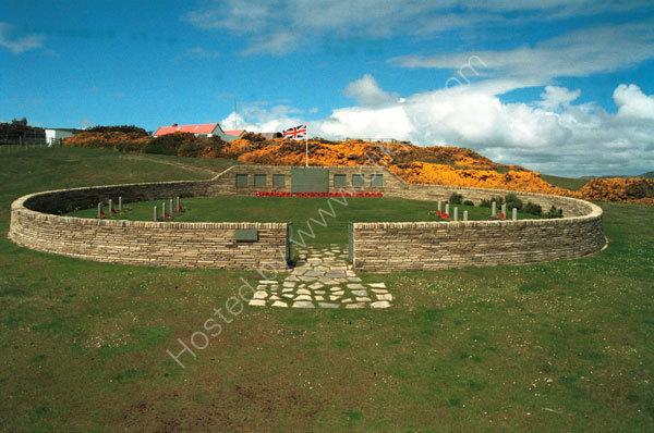 Blue Beach Cemetery San Carlos
