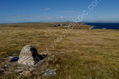 Cairn SAS Pebble Island