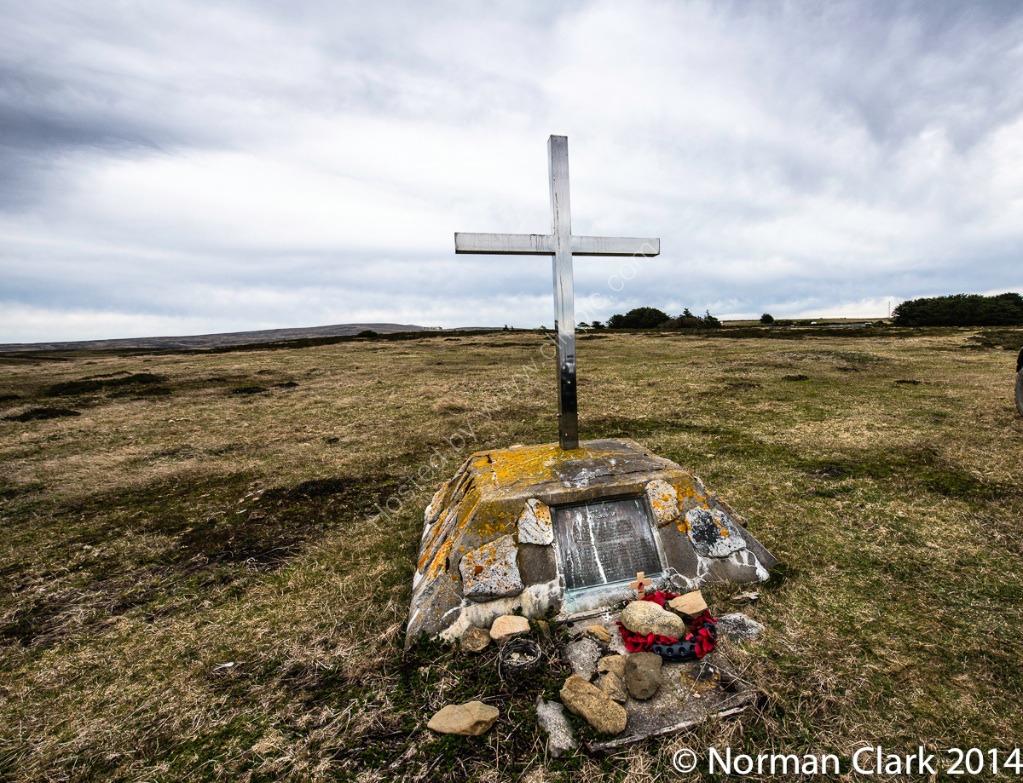 Memorial,Teal Inlet-3323
