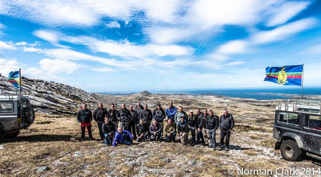 Mt.Harriet,East,Group.-3361
