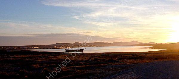 Sunset at WhaleBone Cove