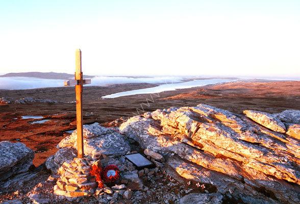 Mt.Tumbledown, East Falklands