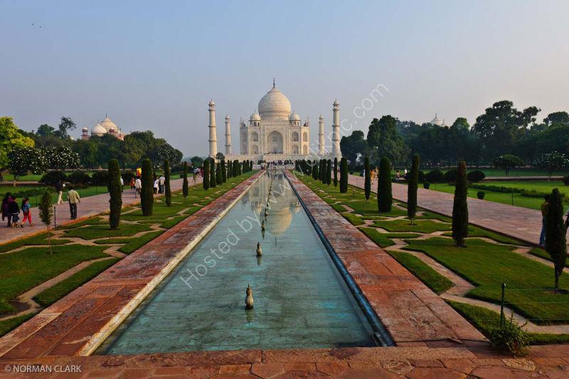 DSC1863 The Taj Mahal at Sunrise