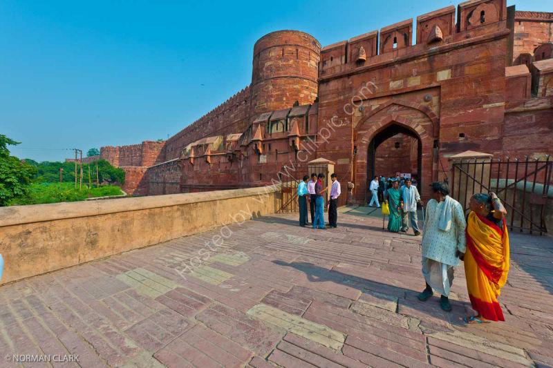 DSC1871 Agra Fort