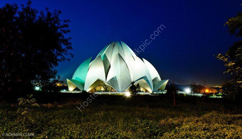 dsc1915 Lotus Temple Delhi