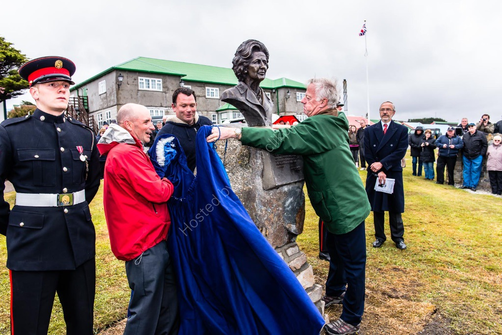 3978 Thatcher Sculpture