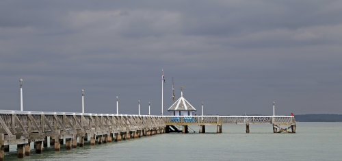 50p Pier. Yarmouth. Photographer: Ken Thorn