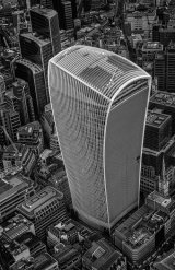 Walkie Talkie.  Photographer: Ornella Walker
