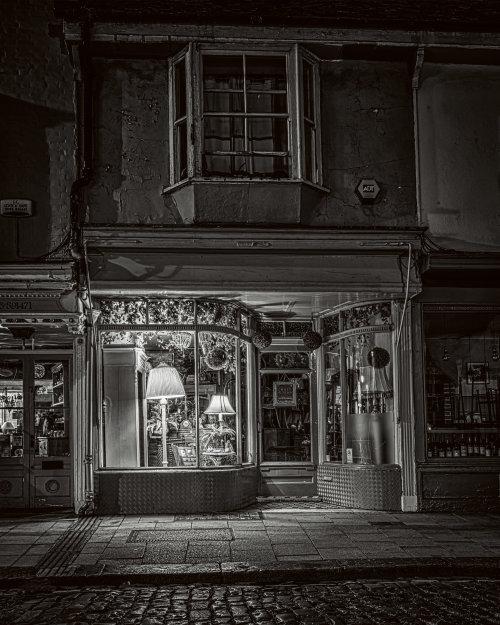 The Bric A Brac Shop.  Photographer: Mike Hewson