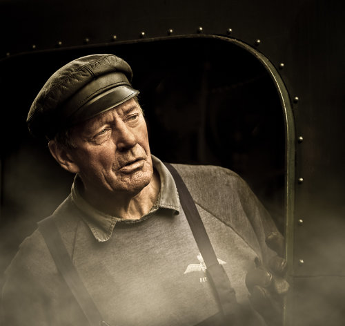 The Conductor.  Photographer: Craig Mitchell