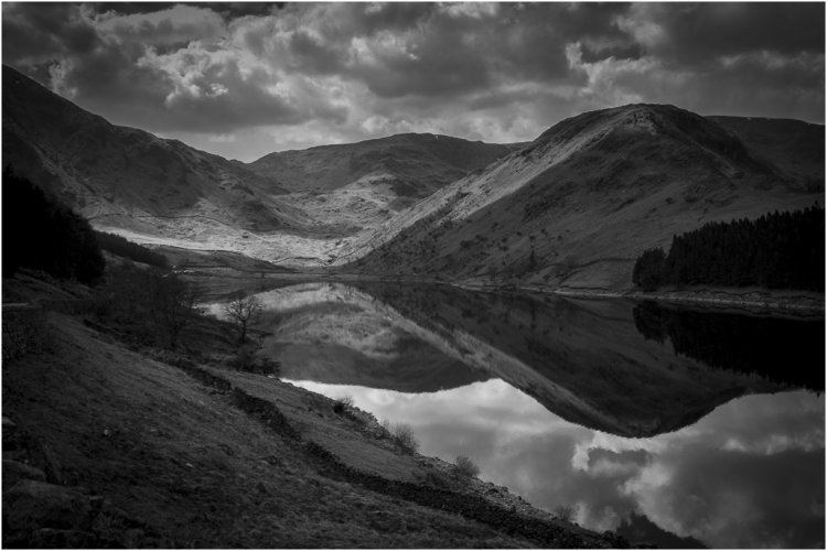 HAWESWATER REFLECTION