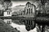 Abbey Reflects