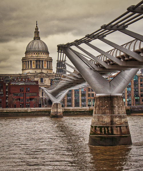 St Paul's & Millennium Bridge