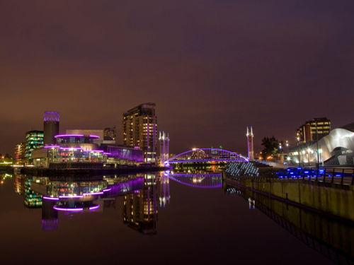 Quay Reflections