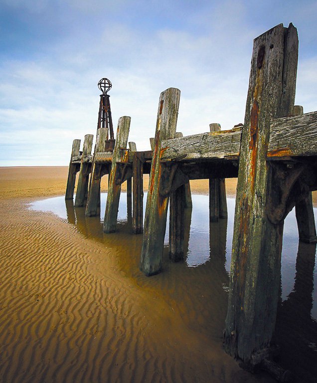 THE OLD PIER - ST ANNES