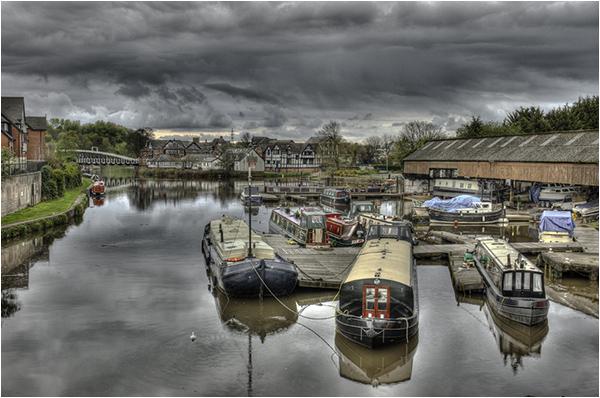 Northwich Marina