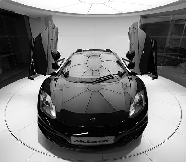 McLaren Reflective