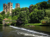 Durham Cathedral & River Wear