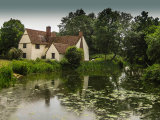Willy Lott's Cottage, Suffolk