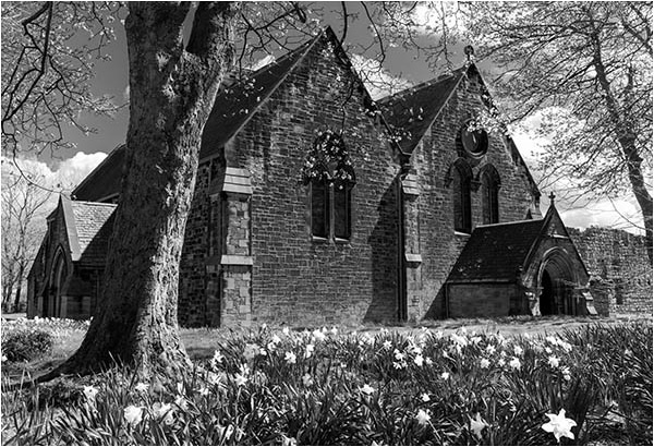 Spring at St. Paul's