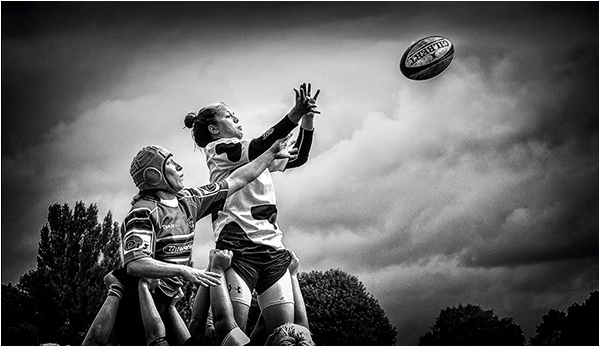 Ladies Rugby