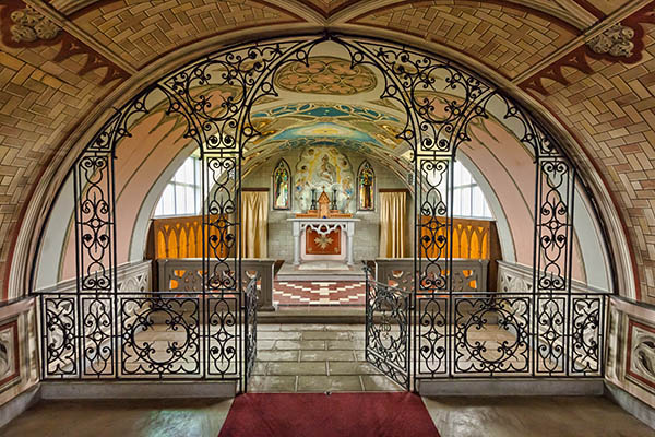 Italian Chapel, Lamb Holm, Orkney